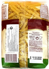 PIETRO CORICELLI - NUI ỐNG NHỎ PENNE 500G