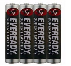 EVEREADY - PIN AAA HEAVY DUTY 1212 SW4