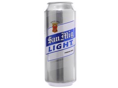 SAN MIGUEL - BIA LIGHT LON 500ML