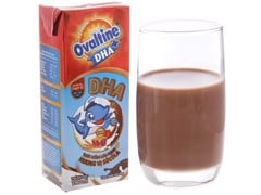 OVALTINE - SỮA UỐNG DHA PLUS 180ML