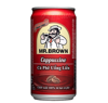 MR.BROWN - CÀ PHÊ CAPPUCCINO 240ML