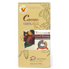 VINACACAO - CACAO NGUYÊN CHẤT GOOD MORNING HỘP 150G
