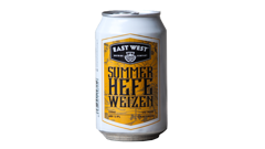 EAST WEST - BIA CRAFT SUMMER HEFEWEIZEN 5.9% LON 330ML