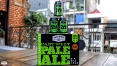 EAST WEST - BIA CRAFT EAST WEST PALE ALE 6.0% LON 330ML