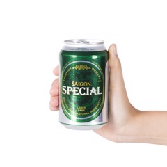 SAIGON - BIA SPECIAL LON 330ML