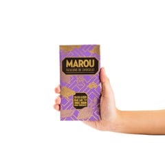 MAROU - DARK CHOCOLATE ĐẮK LẮK 70% 80G