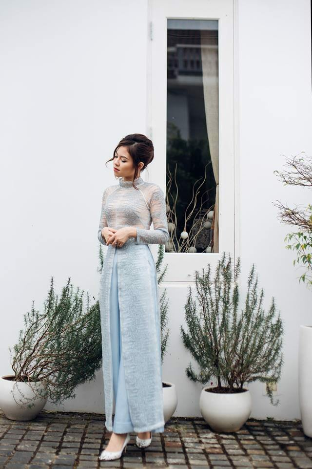 Traditional Wear / Áo dài 5