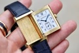 Jaeger LeCoultre Reverso Duo 18k Yellow Gold 270.1.51