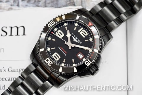 LONGINES HYDROCONQUEST AUTOMATIC JAPAN LIMITED EDITION L3.742.2.58.6