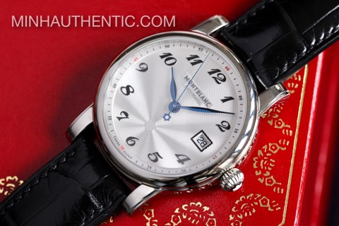 Montblanc Star Date Automatic 107315