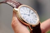 Cartier Ronde Solo XL 18k Rose Gold Automatic W6701009