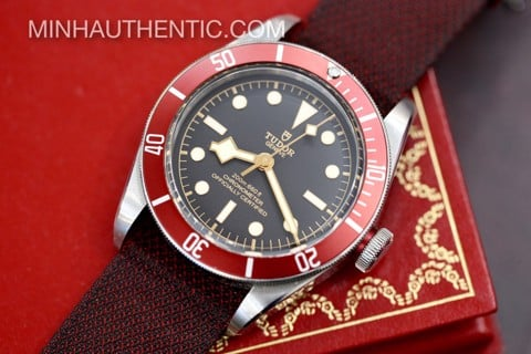 Tudor Heritage Black Bay Red M79230R-0009
