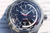 Ball Trainmaster Worldtime Chronometer GM2020D-S4CJ-BK