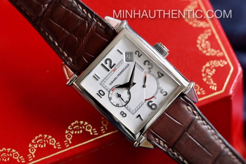 Girard Perregaux Vintage 1945 Power Reserve Automatic 18kWG 2585
