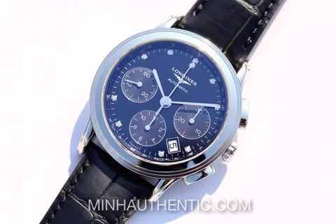Longines Flagship Chronograph Diamond L4.803.4.57.2