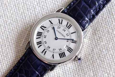 Cartier Ronde Solo 36mm W6700255