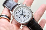 Longines Master Moonphase Chronograph 40mm L2.673.4.78.3