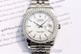Rolex Datejust 116234 Diamond Bezel
