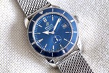 Breitling Superocean Heritage 38mm Blue A37320
