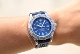 Breitling Superocean Blue Automatic Chronometer A17360