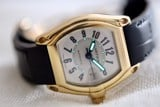 Cartier Roadster Automatic 18k Gold 2524