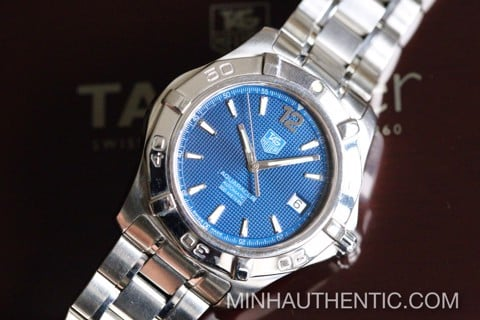 Tag Heuer Aquaracer Automatic 38mm WAF2112.BA0806