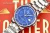 Tissot Luxury Powermatic80 Blue T086.407.11.041.00
