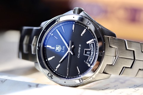 Tag Heuer Link Cal.5 Day-Date WAT2010.BA0951