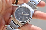 Rolex Oyster Perpetual Grey 114300