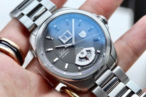 Tag Heuer Grand Carrera GMT Cal. 8RS WAV511K.BA0901