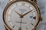 Tissot Vintage Powermatic 80 18k Rose Gold