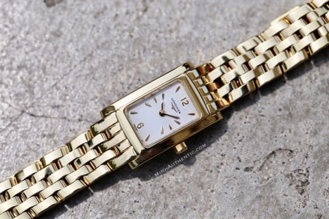 Longines Dolce Vita Solid 18k Gold L5.158.6.16.6