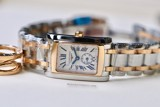 Longines Dolce Vita 18k Rose Gold/Steel L5.155.5.71.7