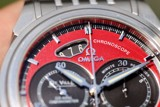 Omega De Ville Chronoscope Red Co-Axial 4851.61