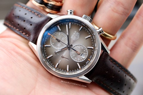 Heuer Carrera 300 SLR Automatic Chronograph Cal.1887 Limited Edition CAR2112.FC6267