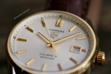 TAG Heuer Carrera Automatic Steel/18k Gold WAR215B.FC6181