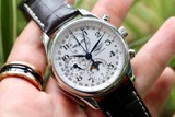 Longines Master Moonphase Chronograph 42mm L2.773.4.78.3