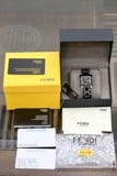 Fendi Quadro Ceramic Diamond F621110DDC