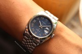 Rolex Datejust Automatic Blue Dial 116234BLRJ
