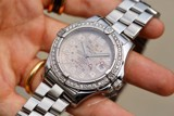 Breitling Colt GMT Automatic Diamond Bezel A32350
