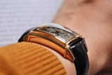 Girard Perregaux Vintage 1945 Automatic Chronograph 18k Rose Gold 2599