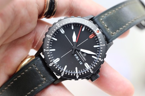 Damasko DA44 Black Automatic