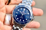 Omega Seamaster Diver 300m Blue Co-Axial 212.30.41.20.03.001