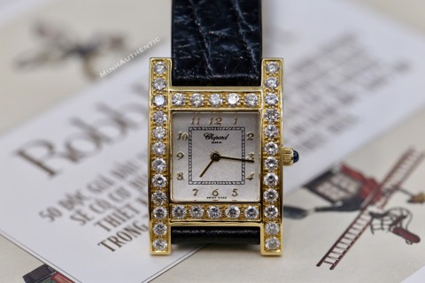 Chopard Your Hour 18k Gold/Diamonds