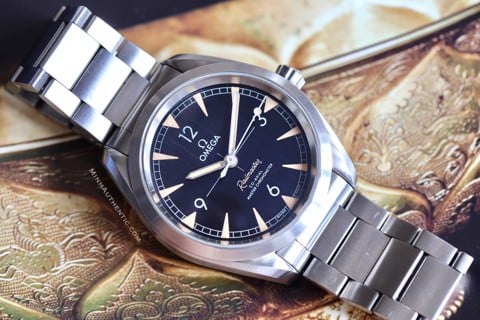 Omega Railmaster Co-Axial Master Chronometer 220.10.40.20.01.001