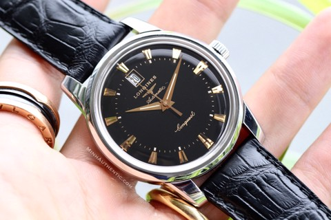 Longines Conquest Heritage Automatic L1.645.4.52.4