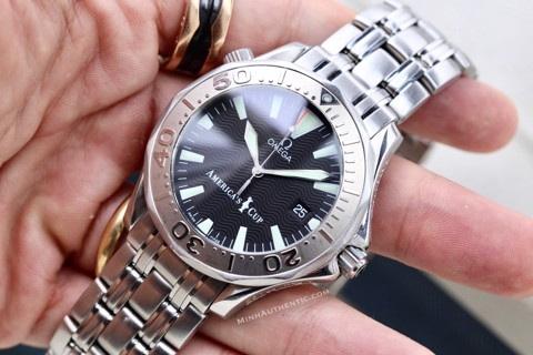 Omega Seamaster Diver 300m Automatic