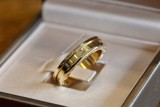 Bvlgari B.zero1 1-band 18k Yellow Gold Ring AN852260