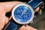 Breitling Navitimer 01 Limited Edition Blue Sky 60th Anniversary AB0125