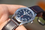 Bell & Ross Vintage Military Automatic BRV192-MIL-ST/SCA